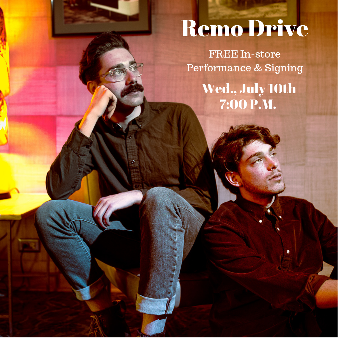 Remo Drive In-store Performance and Signing