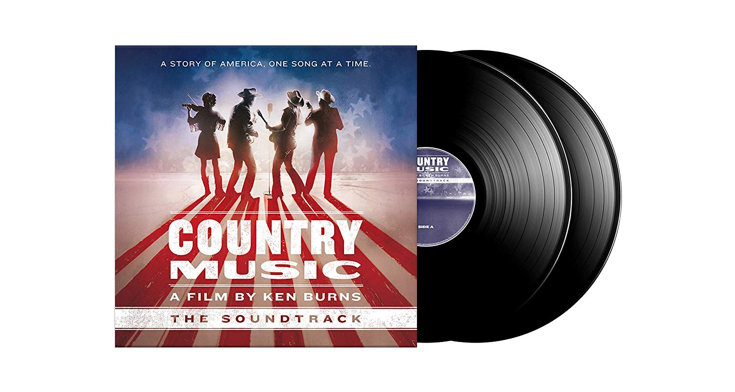 Various Artists - Country Music - A Film By Ken Burns (The Soundtrack) [2LP]