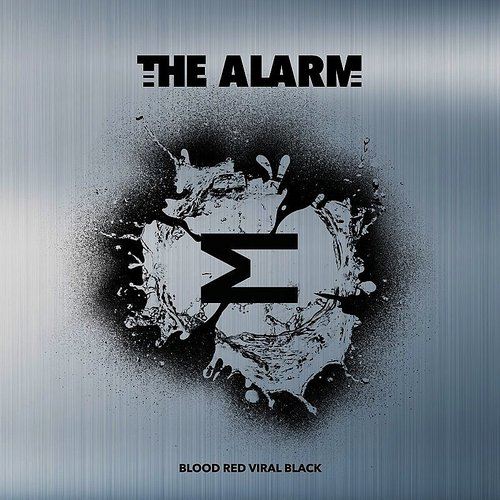 The Alarm - Blood Red Viral Black - Single