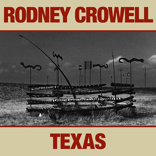 Rodney Crowell - Flatland Hillbillies - Single