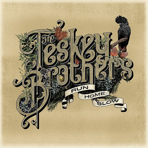 The Teskey Brothers - So Caught Up - Single