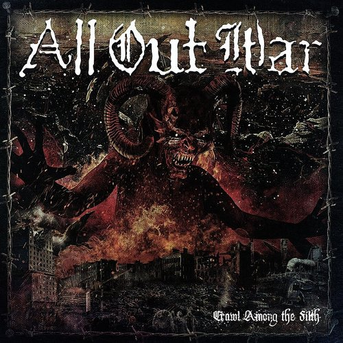 All Out War - Gehenna Lights Eternal - Single