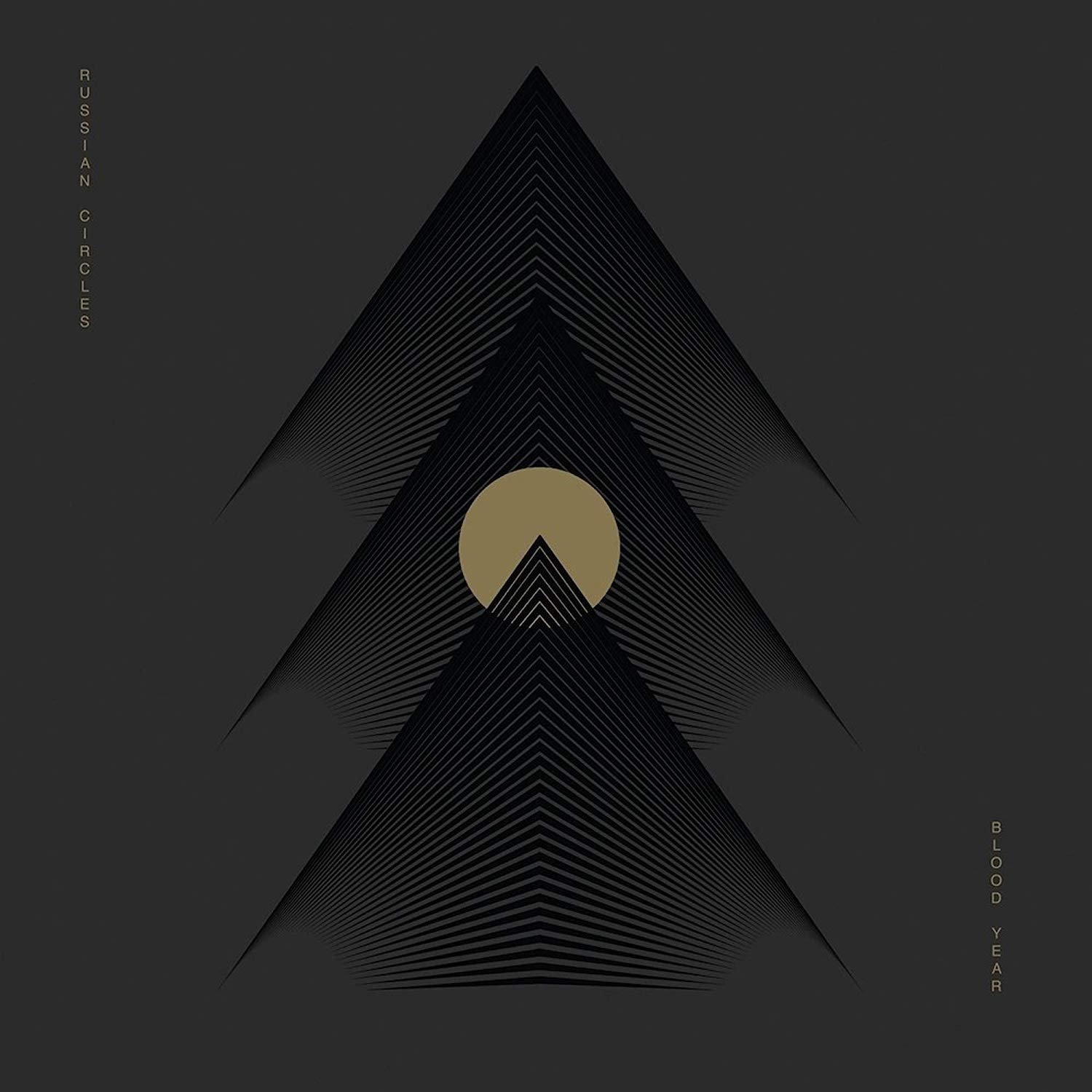 Russian Circles - Blood Year [Indie Exclusive Limited Edition Gold LP]