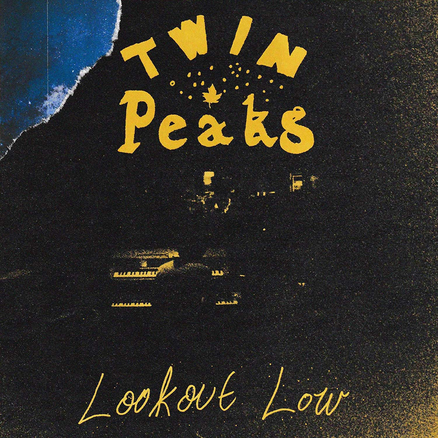 Twin Peaks - Lookout Low [Indie Exclusive Limited Edition Orange Swirl LP]