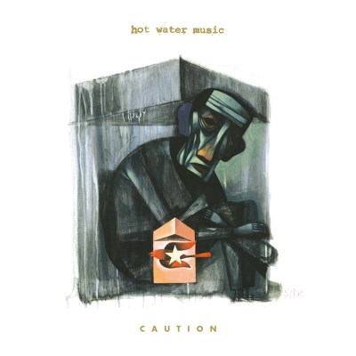 Hot Water Music - Caution [Import LP]