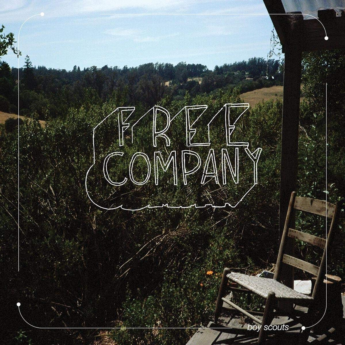 Boy Scouts - Free Company [Import LP]