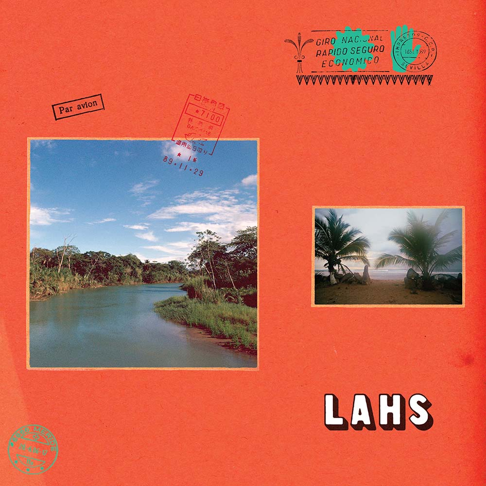 Allah-Las - LAHS [Indie Exclusive Limited Edition Translucent Orange LP]