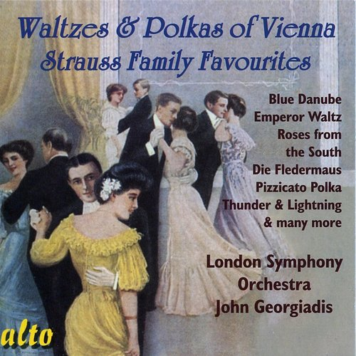 London Symphony Orchestra; John Georgiadis - Waltzes & Polkas From Old Vienna
