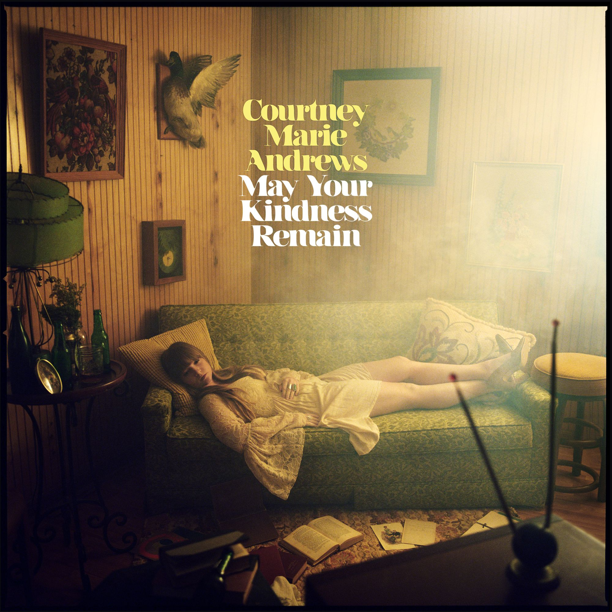 Courtney Marie Andrews - May Your Kindness Remain [Import LP]