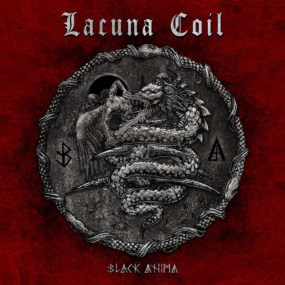 Lacuna Coil - Black Anima [Limited Edition Pink LP]