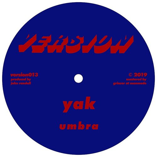 Yak - Umbra / Kaepora - Single