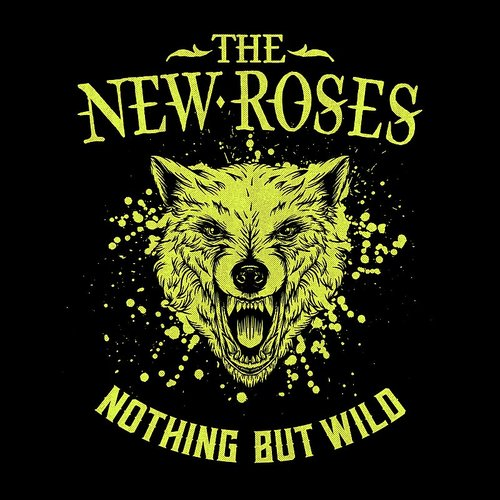 The New Roses - Can't Stop Rock & Roll - Single