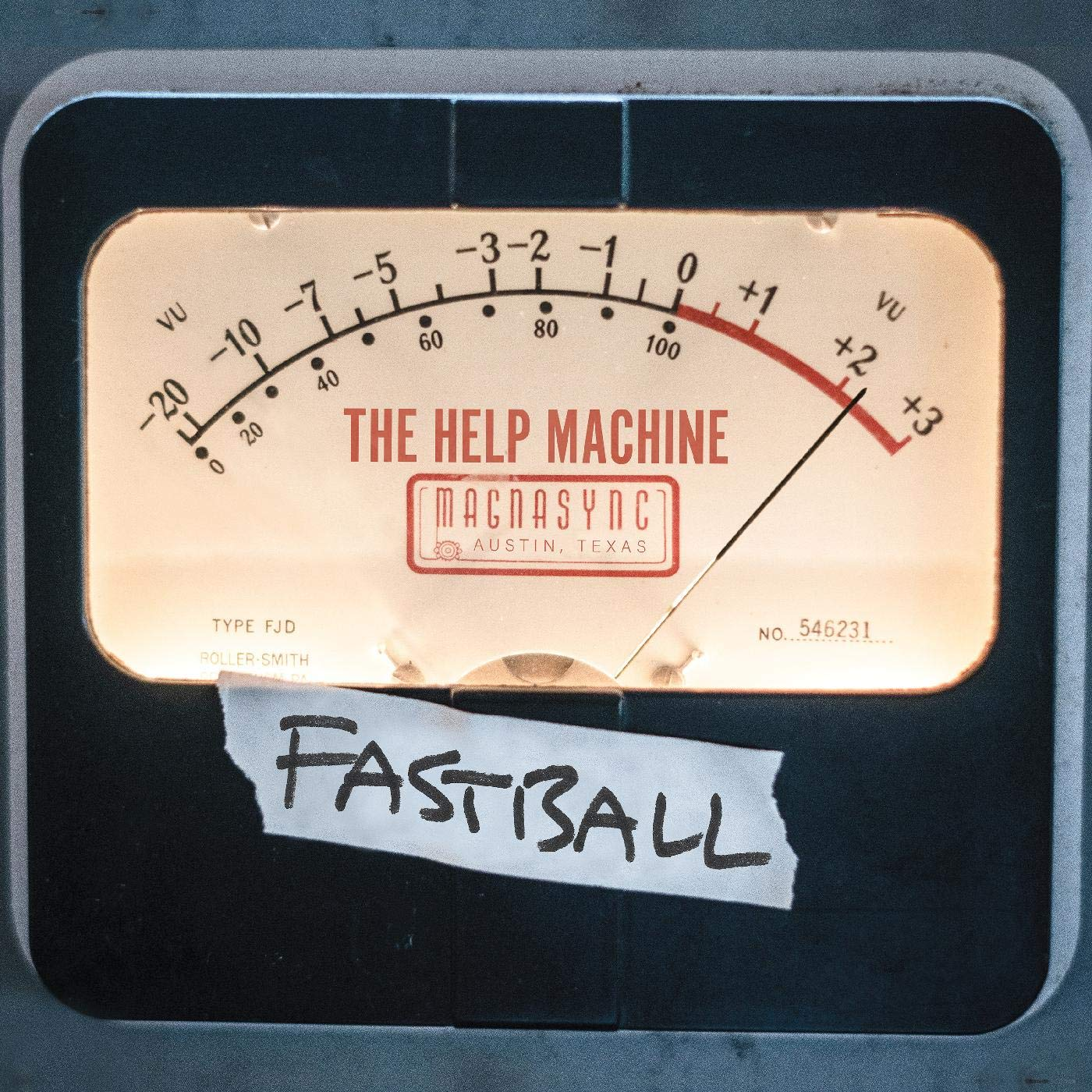 Fastball - The Help Machine [LP]