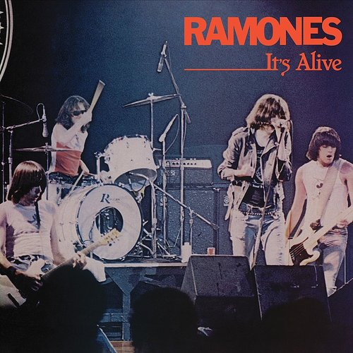 Ramones - Blitzkrieg Bop (Live At Top Rank, Birmingham, Warwickshire, 12/28/77) - Single