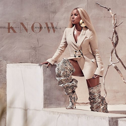 Mary J. Blige - Know - Single
