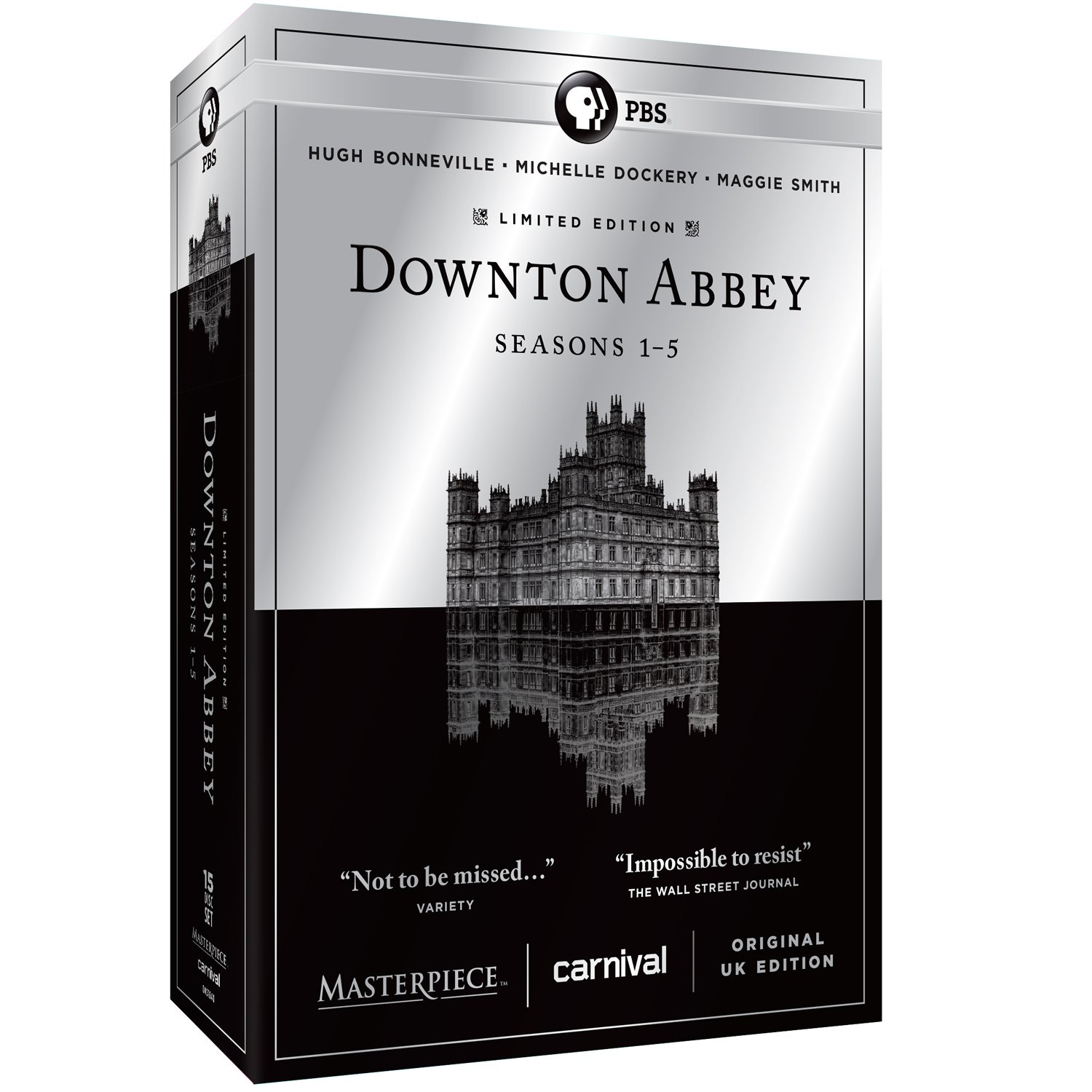 Downton Abbey [TV Series] - Masterpiece Classic: Downton Abbey: Seasons 1-5