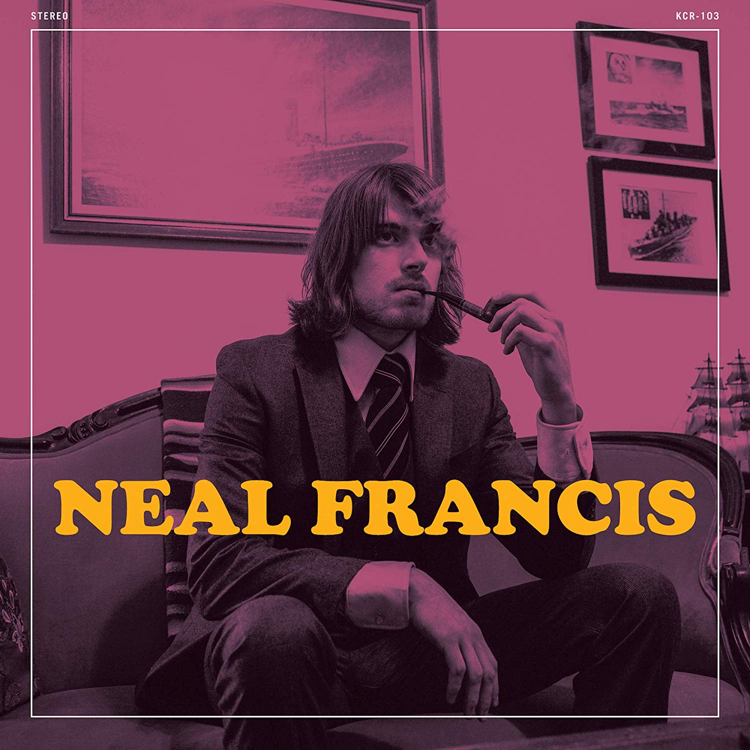 Neal Francis - These Are The Days [Blue 7in Vinyl Single]
