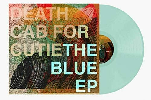 Death Cab for Cutie - The Blue EP [Limited Edition Blue Vinyl]