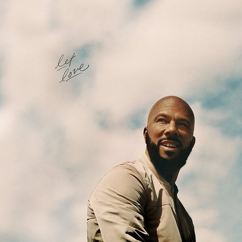 Common - Let Love [Indie Exclusive Limited Edition Red LP]