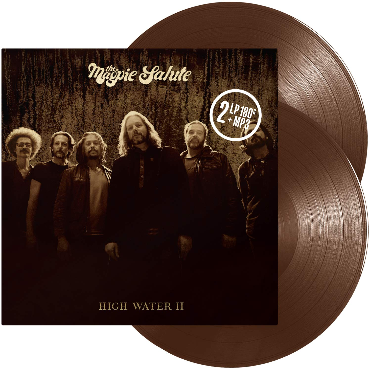 The Magpie Salute - High Water II [Limited Edition Brown 2LP]