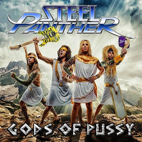 Steel Panther - Gods Of Pussy - Single
