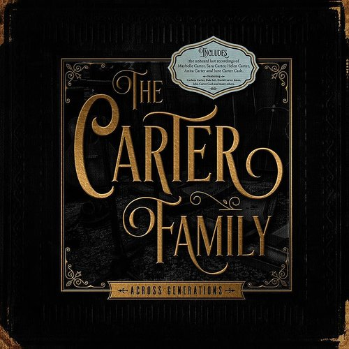 The Carter Family - Farther On - Single