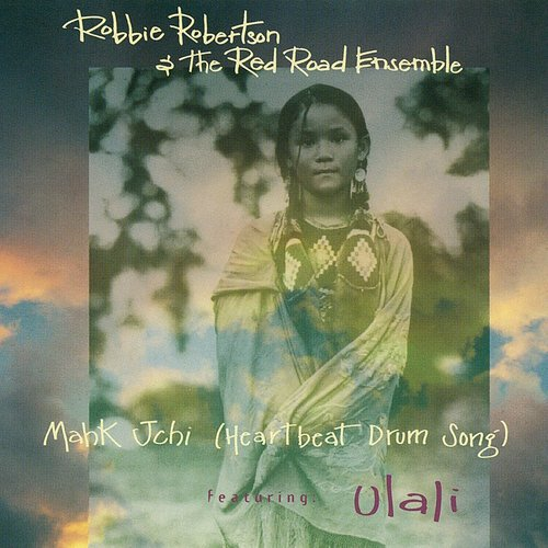Robbie Robertson - Mahk Jchi (Heartbeat Drum Song) EP