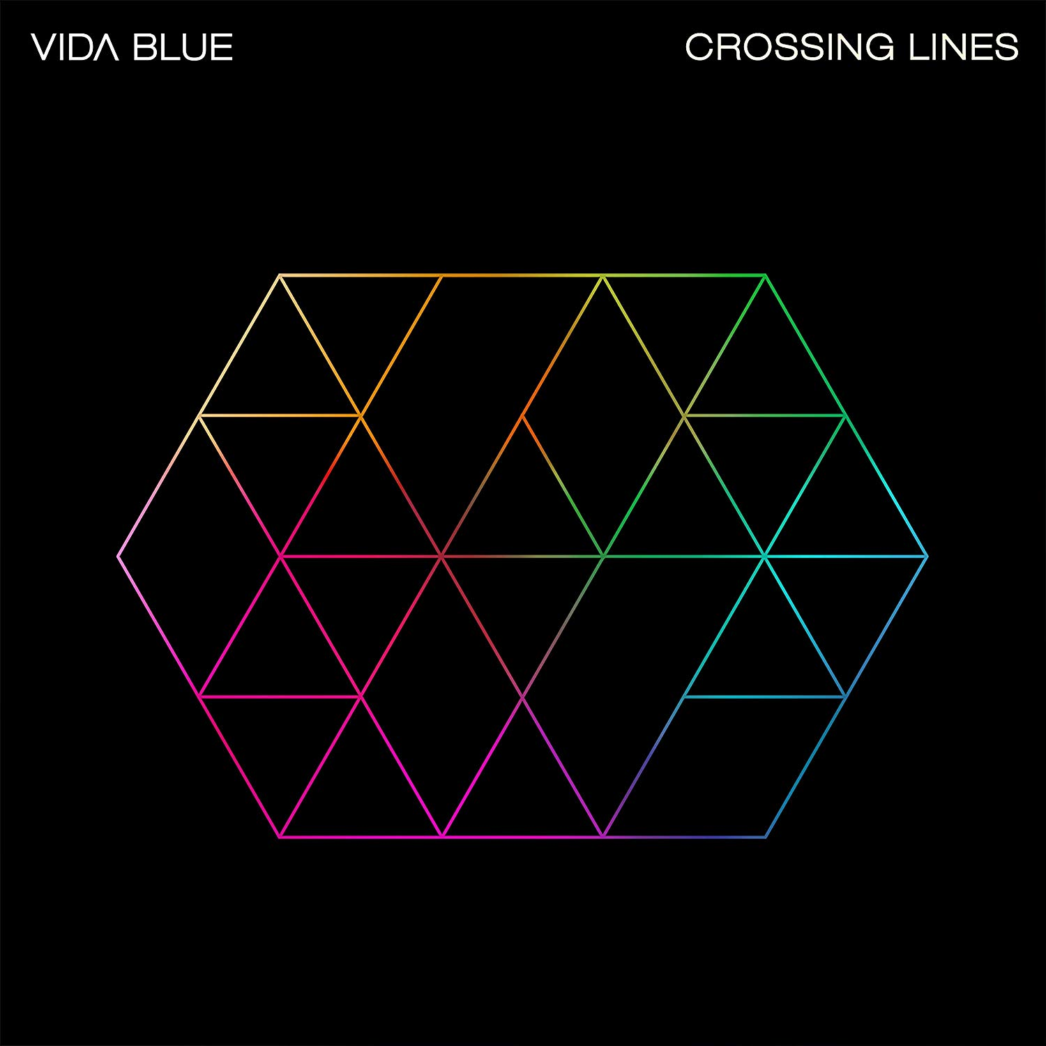 Vida Blue - Crossing Lines