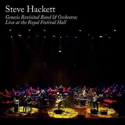 Steve Hackett - Afterglow (Live At The Royal Festival Hall, London)