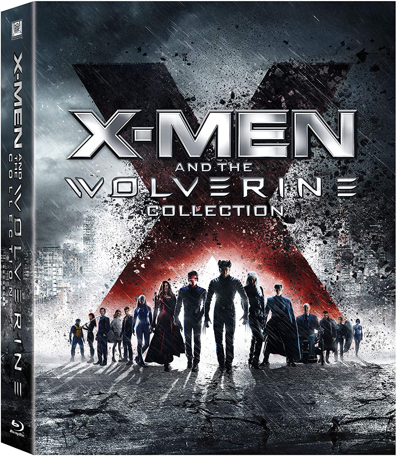 X-Men - X-Men & The Wolverine Collection