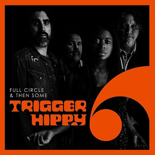 Trigger Hippy - Strung Out On The Pain - Single