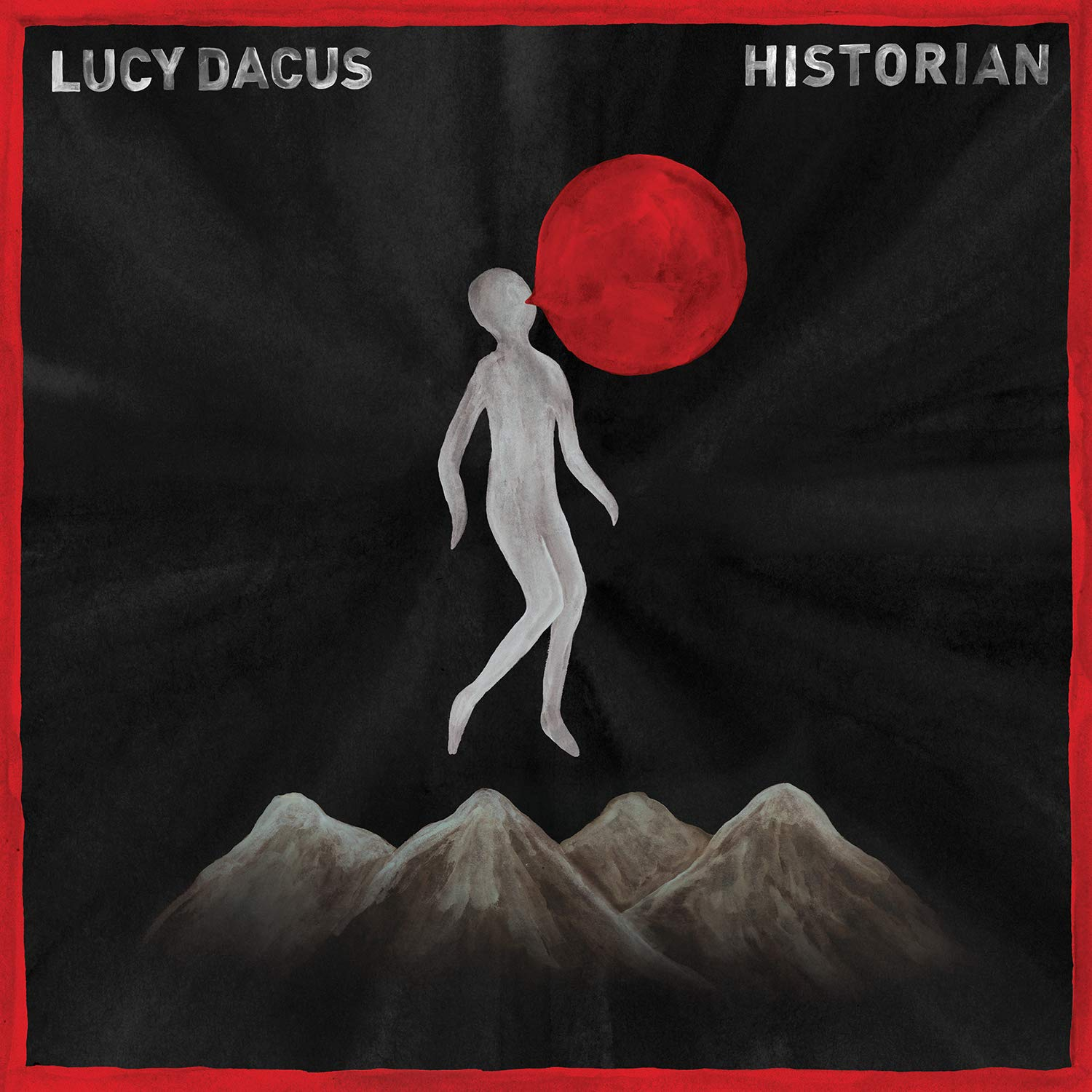 Lucy Dacus - Historian [Limited Edition Clear LP]