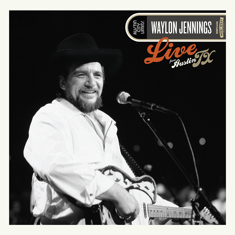 Waylon Jennings - Live From Austin, TX '84 [LP]