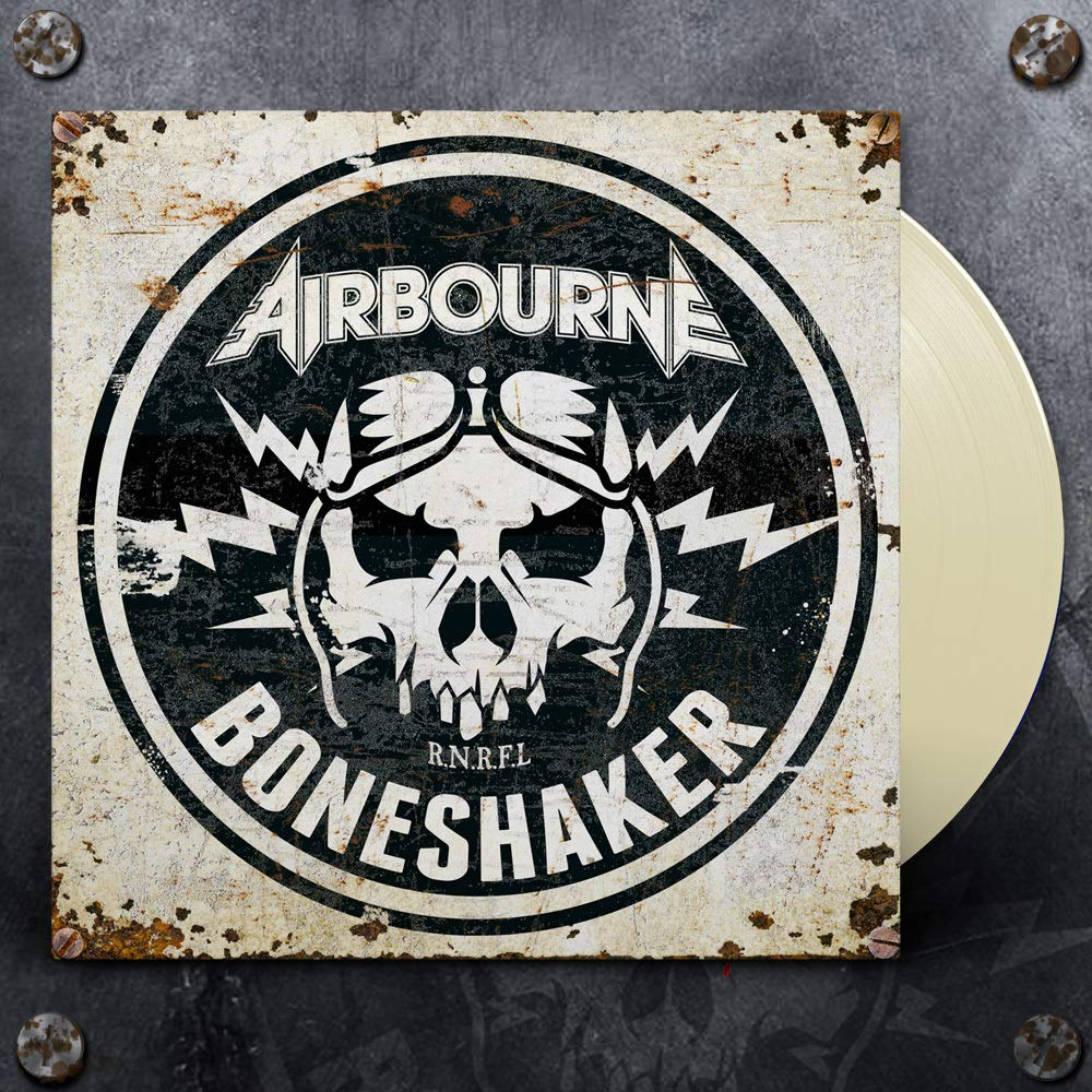 Airbourne - Boneshaker [Import Bone LP]
