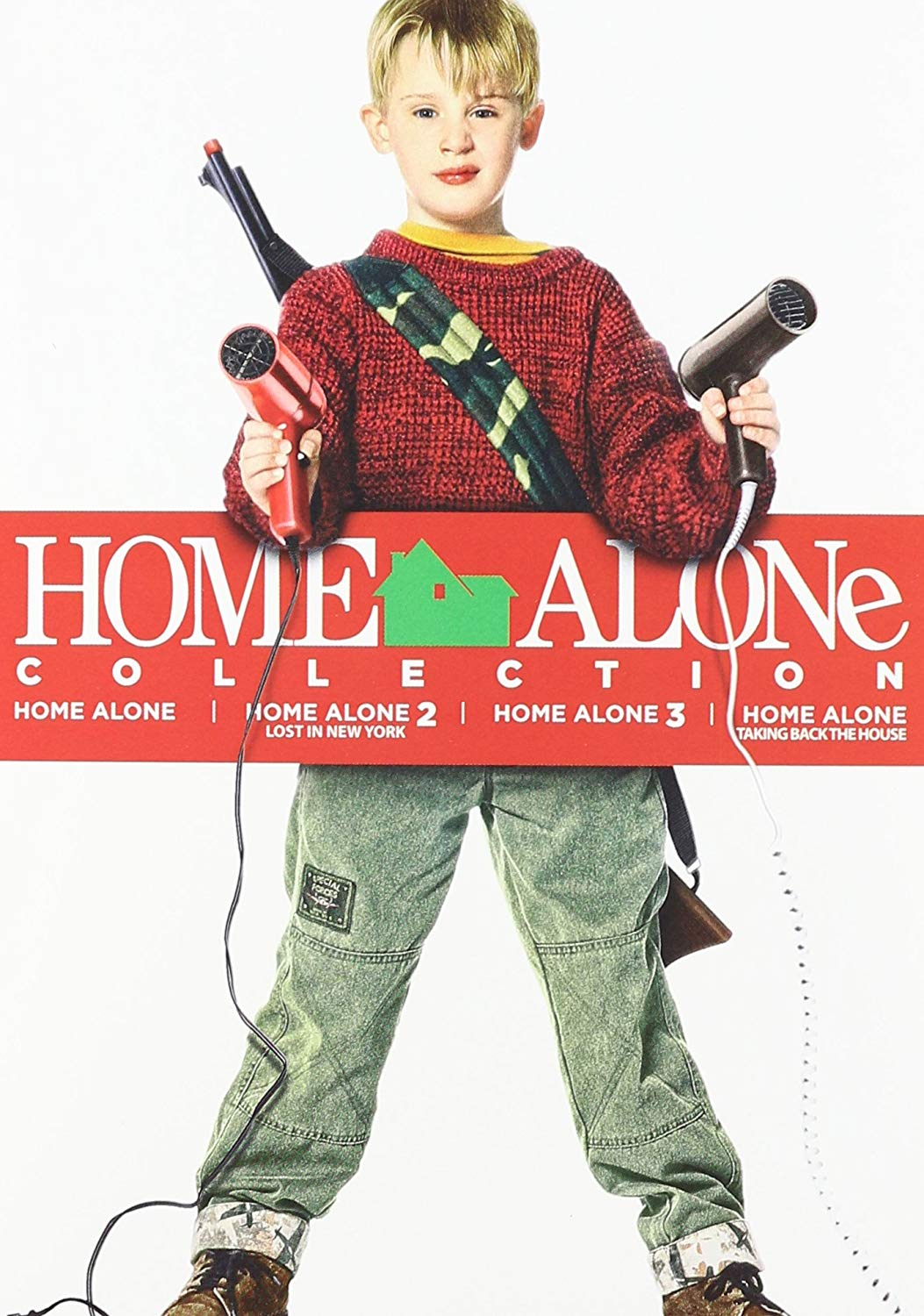 Home Alone [Movie] - Home Alone: The Complete Collection
