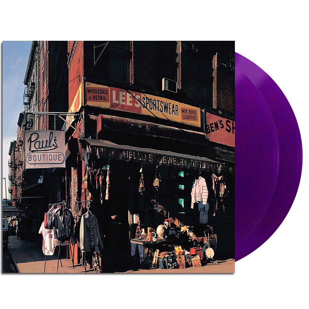Beastie Boys - Paul's Boutique [Limited Edition Violet 2LP]