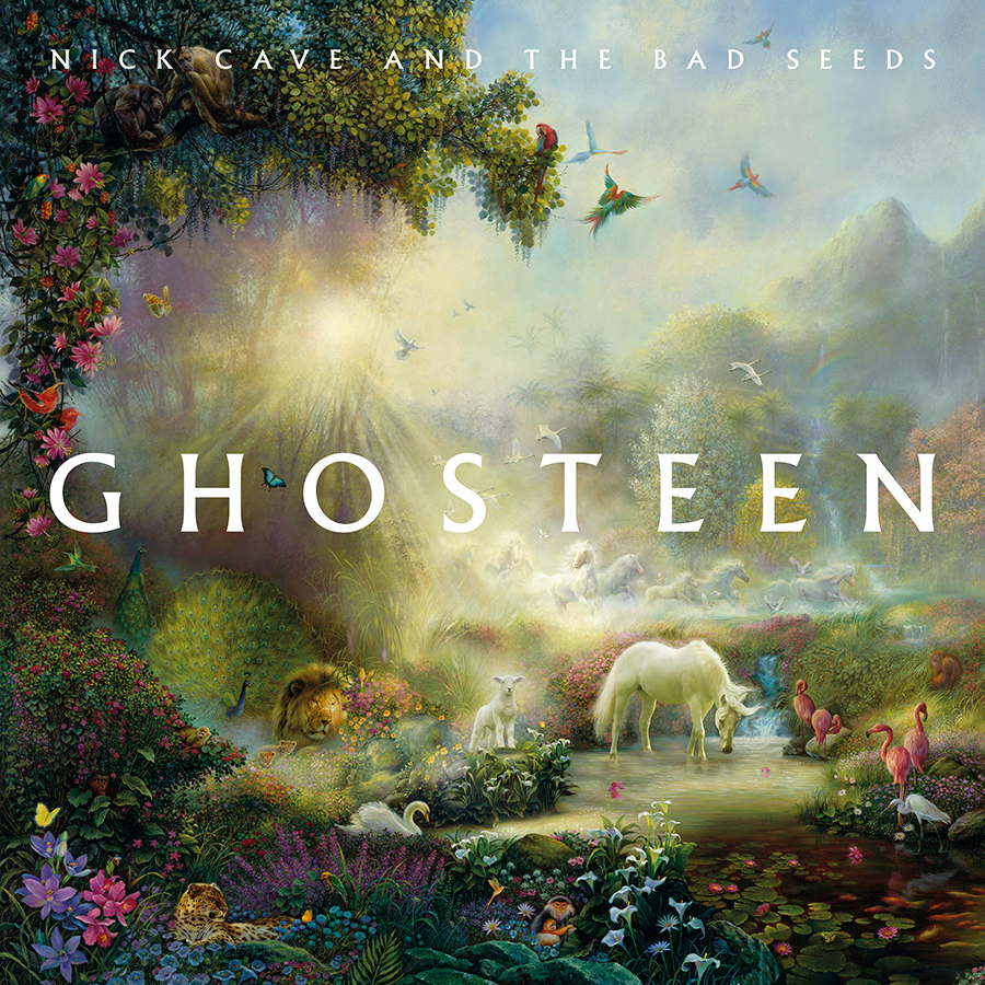 Nick Cave & The Bad Seeds - Ghosteen [2LP]