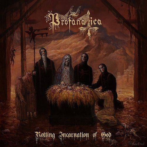 Profanatica - Washed In The Blood Of Lord - Single