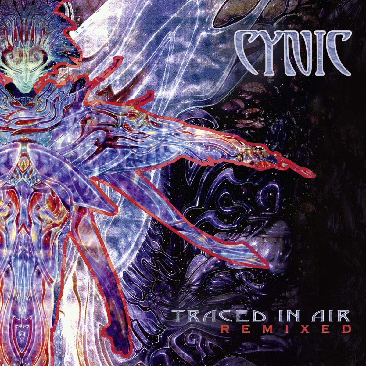 Cynic - Traced In Air (Remixed) [Import LP]