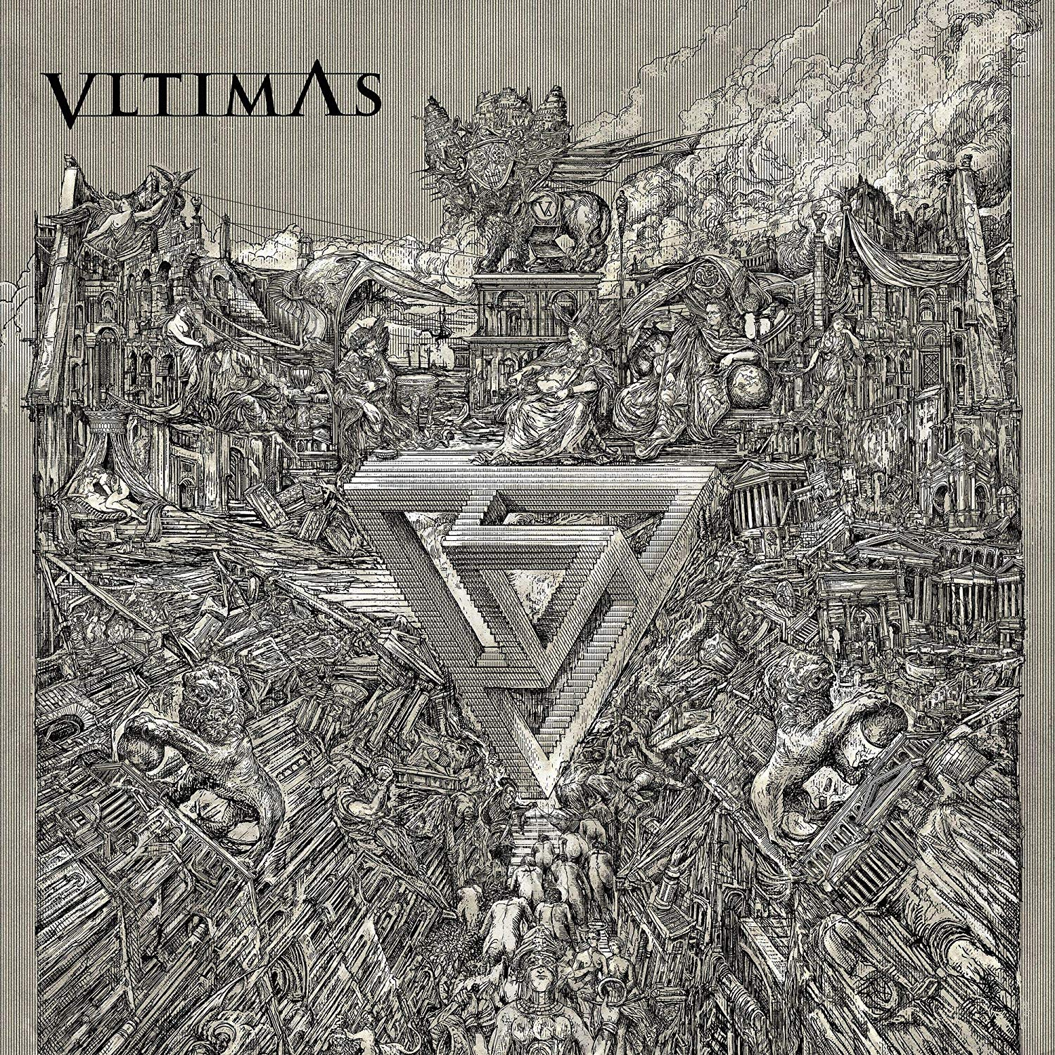 VLTIMAS - Something Wicked Marches In [Import LP]