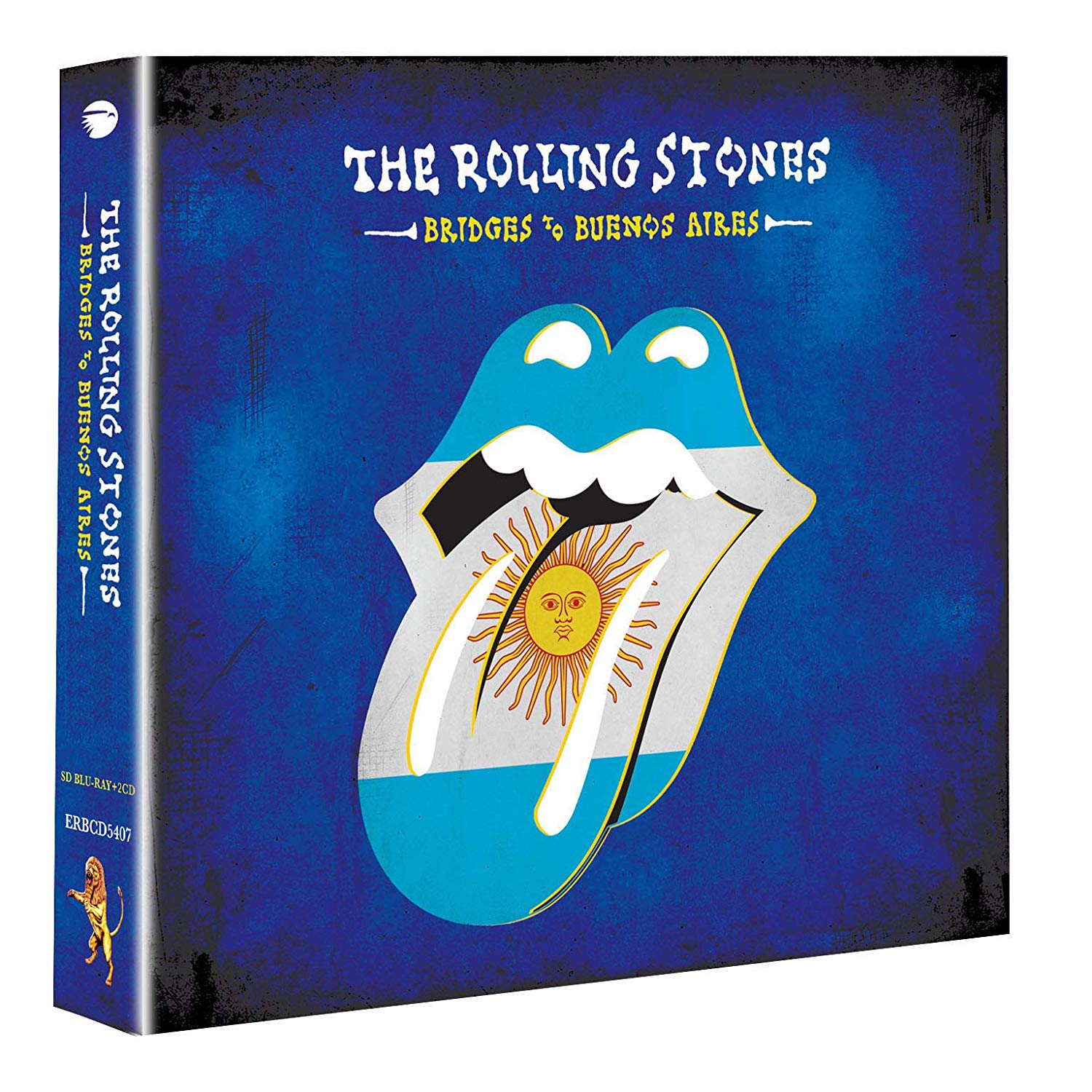 The Rolling Stones - Bridges To Buenos Aires [2CD/Blu-ray]