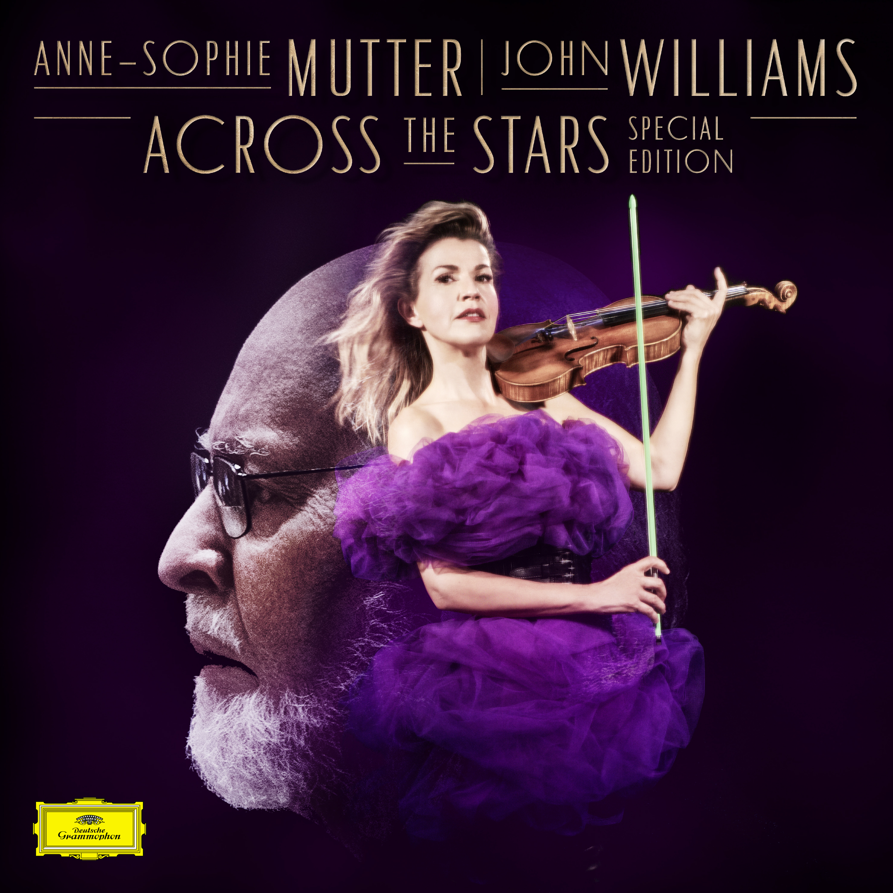 John Williams and Anne-Sophie Mutter - Across The Stars: Special Edition  [RSD BF 2019]
