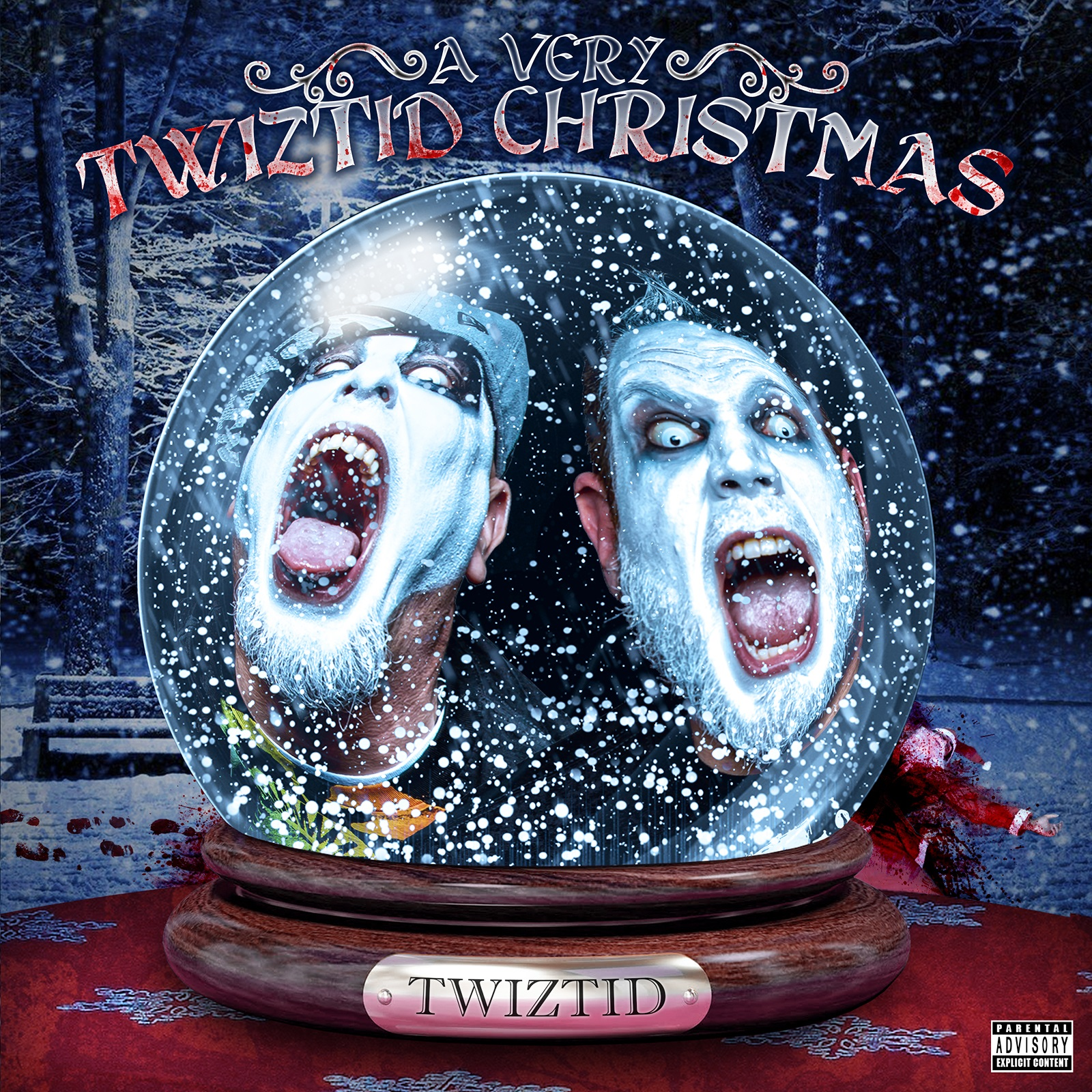 Twiztid - A Very Twizted Christmas [Indie Exclusive Limited Edition Vinyl Single]