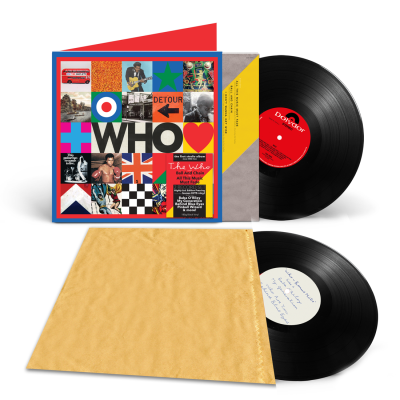 The Who - WHO [Indie Exclusive Limited Edition 2LP]