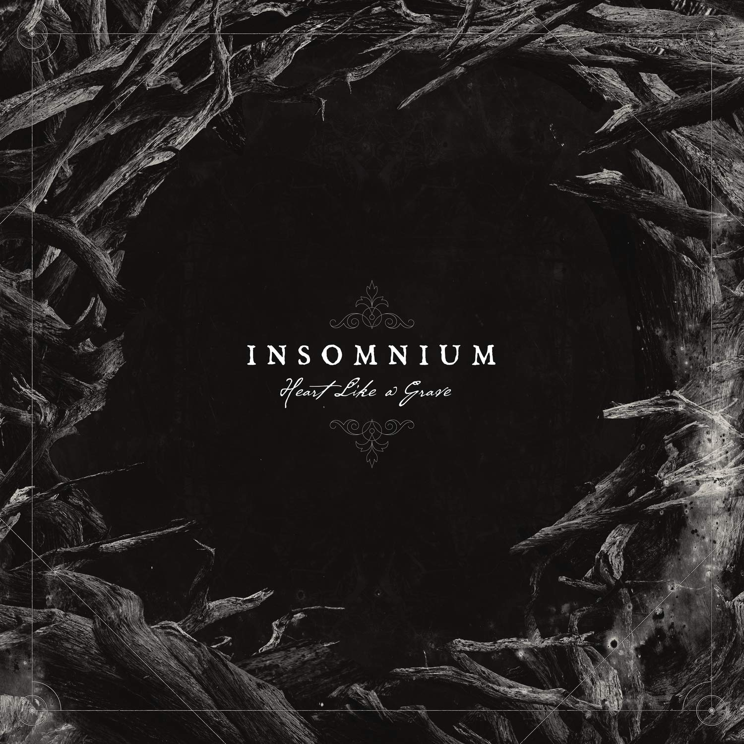 Insomnium - Heart Like A Grave [Import 2LP]