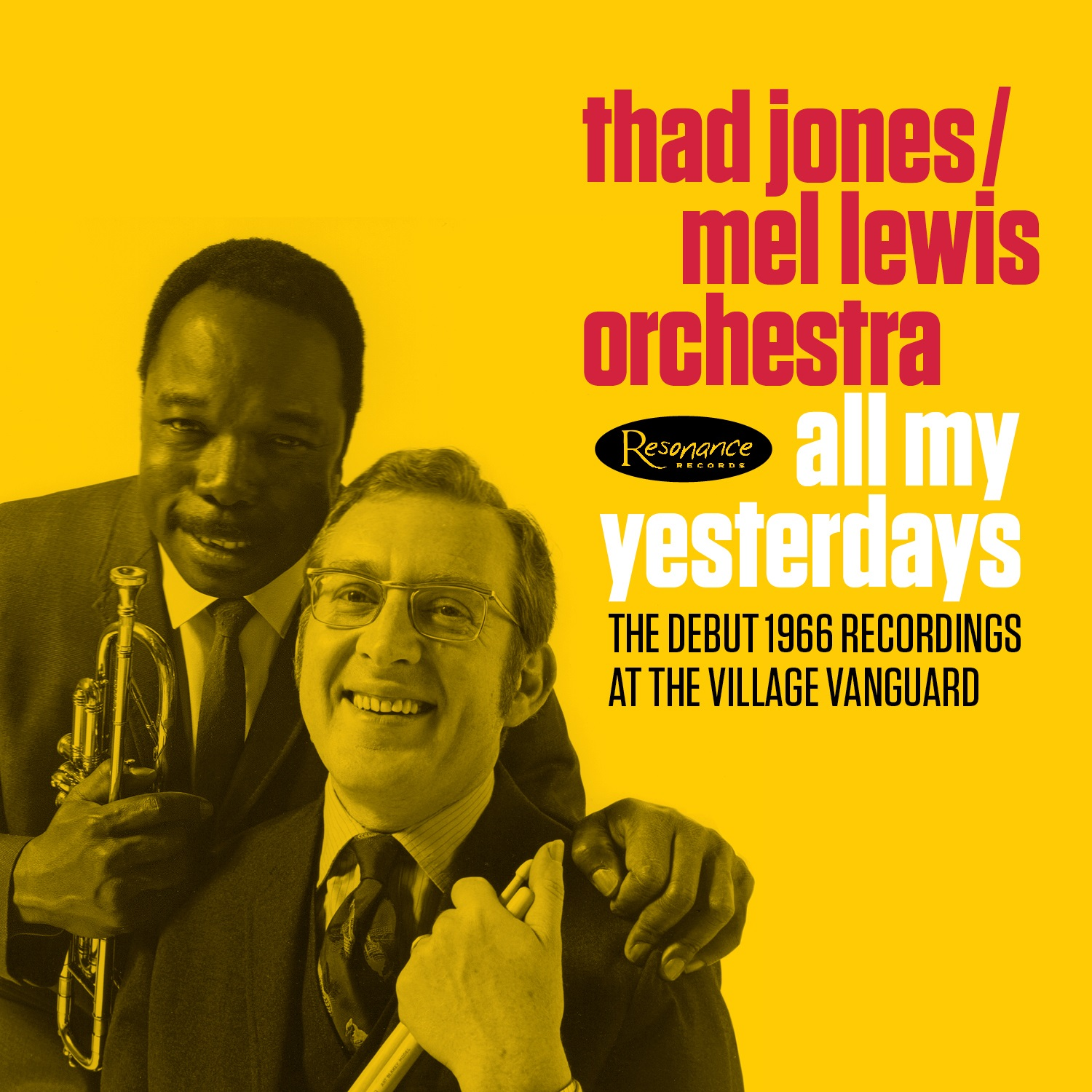 Thad Jones & Mel Lewis Orchestra - All My Yesterdays [RSD BF 2019]