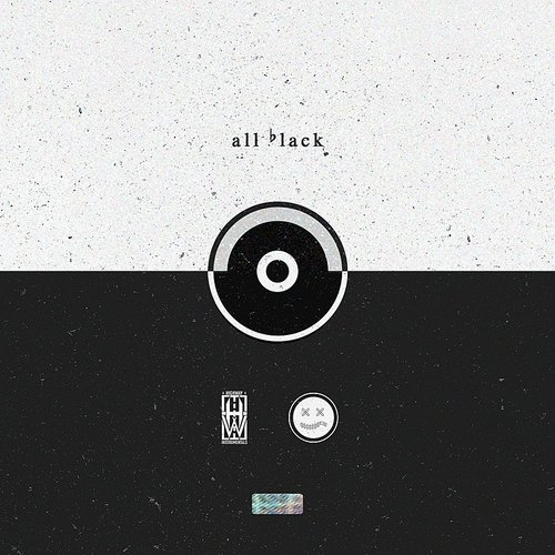 Gray - All Black - Single