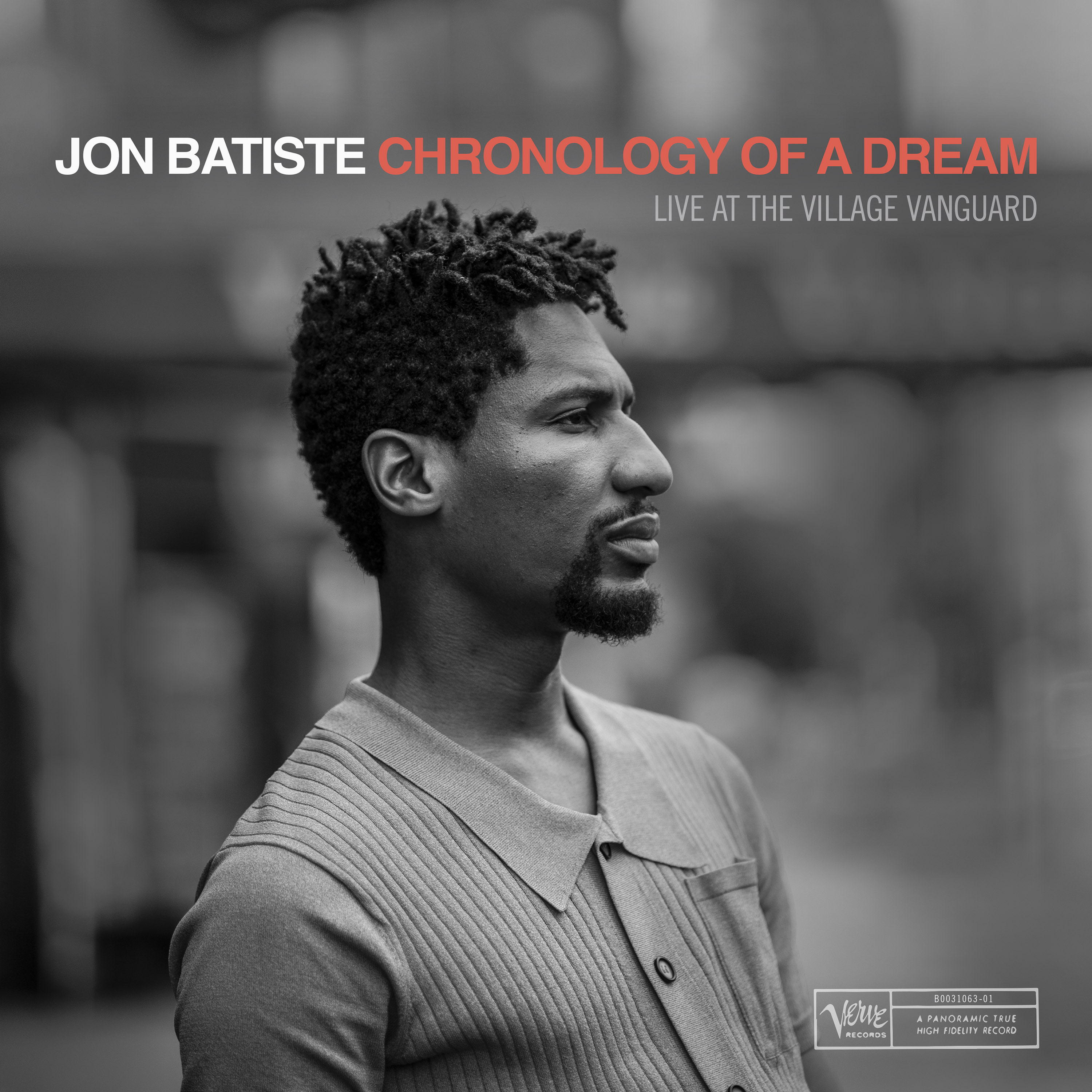 Jon Batiste - Chronology Of A Dream: Live At The Village Vanguard [LP]