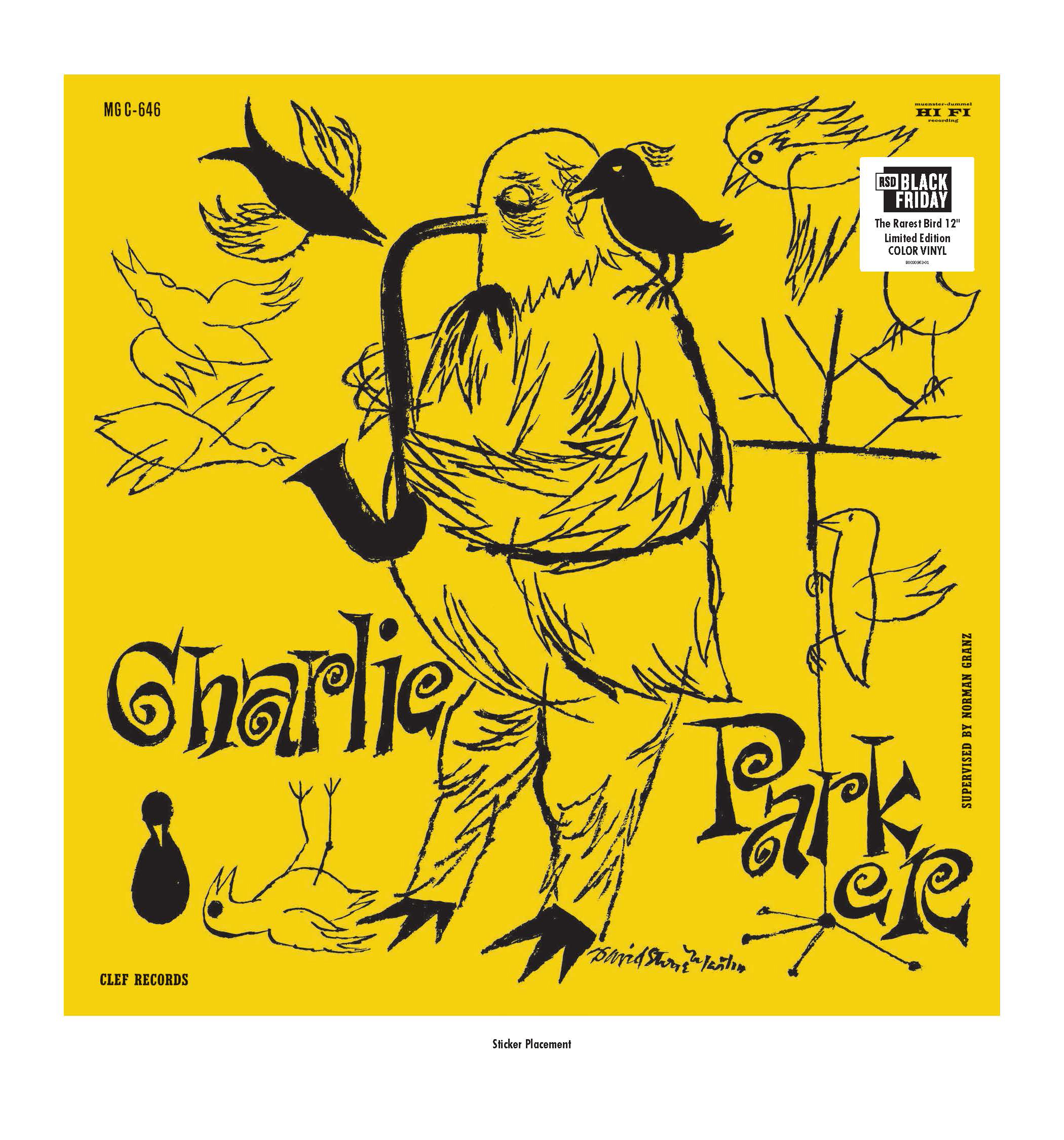 Charlie Parker - The Magnificent Charlie Parker  [RSD BF 2019]