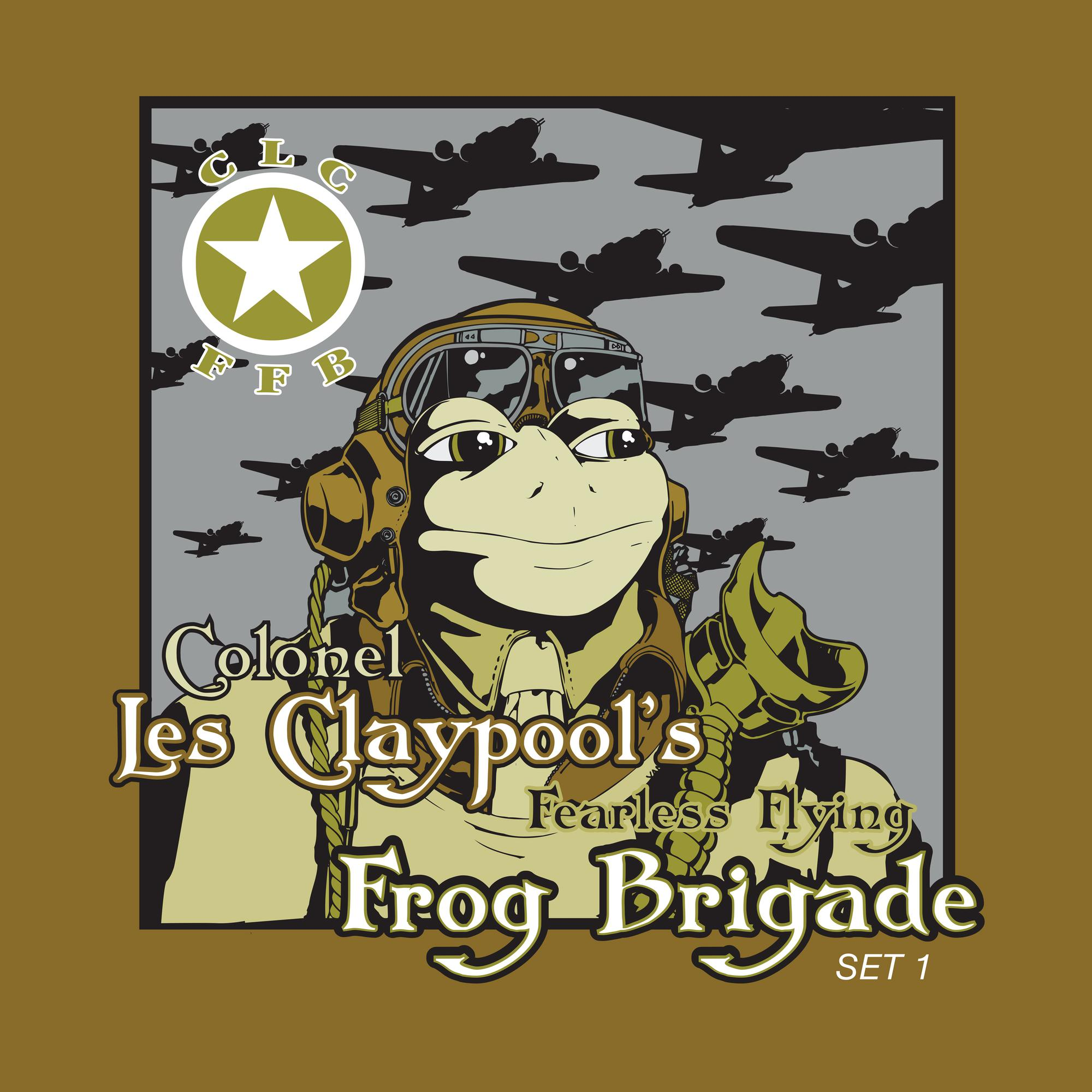 The Les Claypool Frog Brigade - Live At The Great American Music Hall [RSD BF 2019]